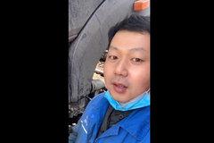 邵将修卡车:车主缸盖四配套全换,发动机还是返水,原来是气泵坏了!