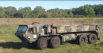 遇到漫水路面,看看军用卡车是如何操作的?