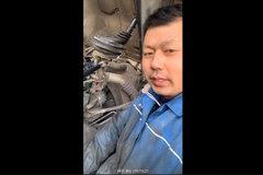 邵将修卡车:修车并不是傻大笨粗,还得会做微创手术!