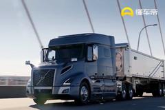 300万的卡车有啥不一样 这内饰绝对是卡车界的总统套房