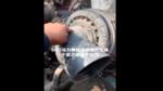 邵将修卡车:空滤裂了竟然是焊上的?瞎搞!