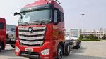 AMT+液缓 欧曼这款8x4载货车 堪称国内最高配之一