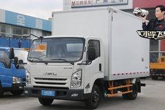 多款冷机可选 配备气刹 江铃凯运冷藏轻卡13.38万