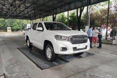 满足自家运输要求 上海首辆沪C皮卡上路