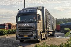 超八十万公里效率依旧 跨越K7助力顺捷物流高质量发展