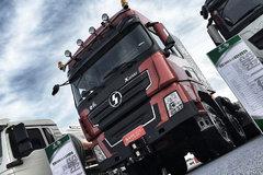 15L600马力发动机 陕汽X3000 8x8大件车 拉300吨不在话下