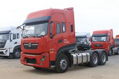 dCi465发动机+DT14变速箱 老牌劲旅天龙KL 6x4牵引车报价33.5万!