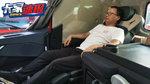 豪沃TH7(一):卡车也装按摩座椅 躺上去喝茶、听音乐也太享受了吧!