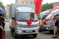 柴油动力+4米货厢可媲美轻卡!小卡之星1广州驾乘活动获卡友芳心