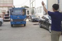 众说纷纭 蓝牌轻卡跑运输,到底是装18吨还是4.5吨?