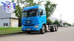 卡车也有油电混合啦 最大660马力的联合卡车是要腾飞了吗
