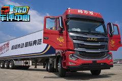 康明斯X12发动机+赢动AMT超级传动链 实测格尔发A5W重卡旗舰牵引车!