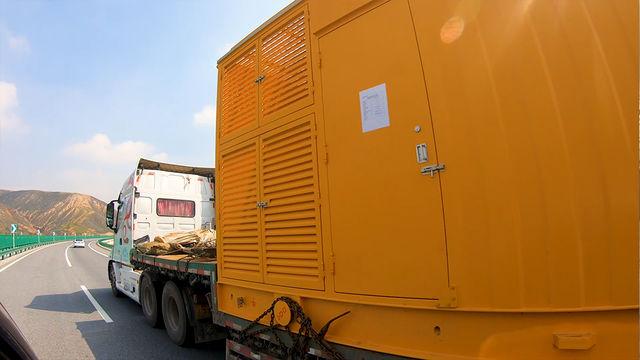 《跟着卡车去旅行》(3):甘肃天水这小吃 居然叫呱呱