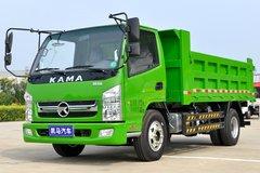 搭载潍柴2.3NQ国六动力还能上蓝牌 凯马GK8自卸车了解下?