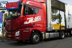 JH6领航版+侧帘式货箱 这是什么神仙组合?