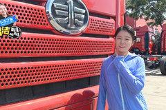 280马力货厢最长9米65 底盘卖25.8万的J6P质惠版怎么样