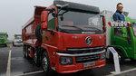 底盘自重8.4吨 主攻短距煤炭市场 陕汽轩德8X4短轴距自卸车解读