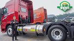 还在担心LNG卡车不安全? 侧置双气瓶三大优势不得不看 位置太关键了