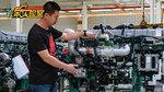 470大马力 缸内部件加强 省气还带发动机制动 实测解放动力6SM3燃气机