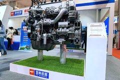 15.26升排量 2600大扭矩 玉柴560大马力燃气机来了!