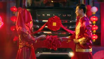 """""""红""""有多种定义 看上汽红岩如何诠释中国《红》"""