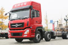 9米6载货轻至7.2吨! 320马力新疆东风D7V到底如何?