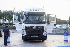 重汽MC11发动机带自动挡! 豪沃V7牵引车配置给力 带EBS系统