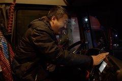 万里运棉路 司机刘康与JH6相伴 无惧困难一路向前