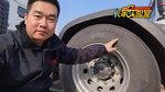 12轮胎和295轮胎有什么不同?直径相差大约5厘米 承载力没区别!