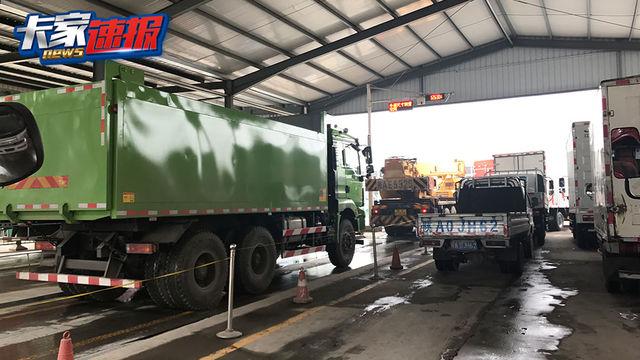 严查货车安检 2100多家检测机构违规 最高罚款49.4万