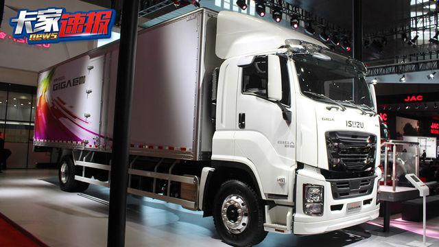 可能性较大 五十铃卡车或将搭载康明斯发动机