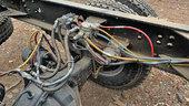 以小窥大 专属颜色管线更安全快捷 国产卡车的进步值得点赞