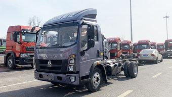 潍柴3升160马力 能在北京上牌的豪沃统帅轻卡11万带回家