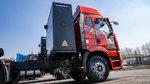 可充電可換電 配AMT變速箱 解放J6P竟然有純電牽引車!