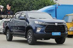 3.0T发动机全系标配安全气囊 庆铃全新达咖H皮卡媲美SUV