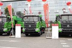 四大品牌动力最大517马力  三一自卸车是你下一台车吗