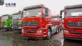 短途国道砂石料运输利器 可靠耐造的德龙新M3000售价31万