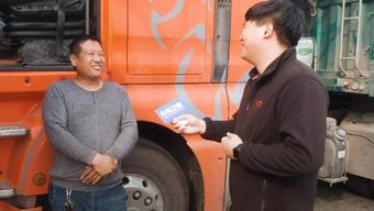 拉绿通能不能买自动挡卡车?听听新发地的卡友怎么说!