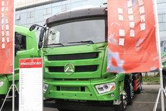 每公里电耗低至1.5kWh 三一490马力纯电动自卸车实拍