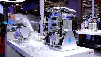 博世氢燃料探秘(2):氢燃料电池原来是这样工作的
