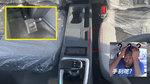 找不见手刹就很尴尬 轩德新E9的驻车制动去哪了