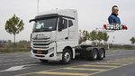 少一些事故 跑长途 更需要一台配备主被动安全的卡车