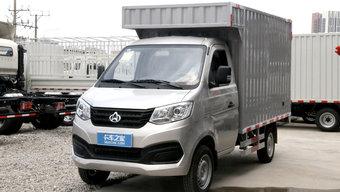 百公里油耗6升 带直通大梁 长安新豹T1售价仅3.48万