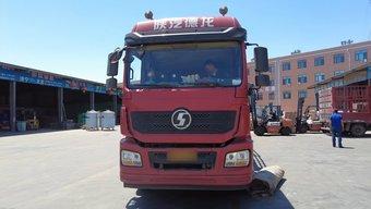 买车一年多百公里油耗34升 专线司机评价陕汽德龙M3000
