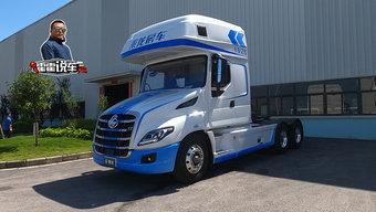 能做饭 能洗澡 还有1.5米大床房 全网首测乘龙T7C房车