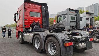 和小轿车不同 AMT卡车在适当手动干预下才能更省油
