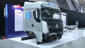 铝合金车身、新型材料加持下自重仅890kg 超级轻量化驾驶室长啥样?