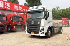 看看京東要什么車!千升油箱的快遞神車乘龍H7配置有多豪?