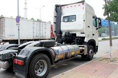 側置雙氣瓶更安全!LNG牽引車底盤布置向國外看齊
