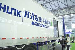冷藏车货厢生产工艺决定保温性能 发泡技术开式比闭式好在哪里